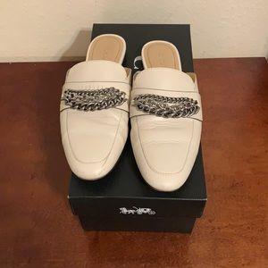 🔴(3/$60)Sofi leather slide size 6